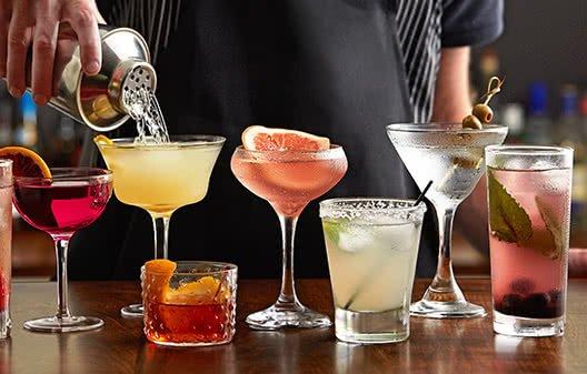 cocktail glasses Ingrosso Casalinghi da oltre 50 anni