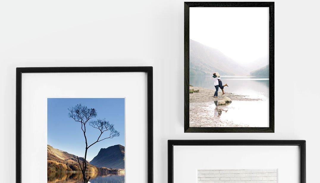 picture frames page hero Ingrosso Casalinghi da oltre 50 anni